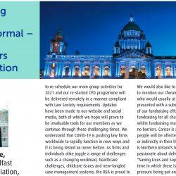 Autumn 2020 publication of The Writ